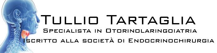 Dott. Tullio Tartaglia